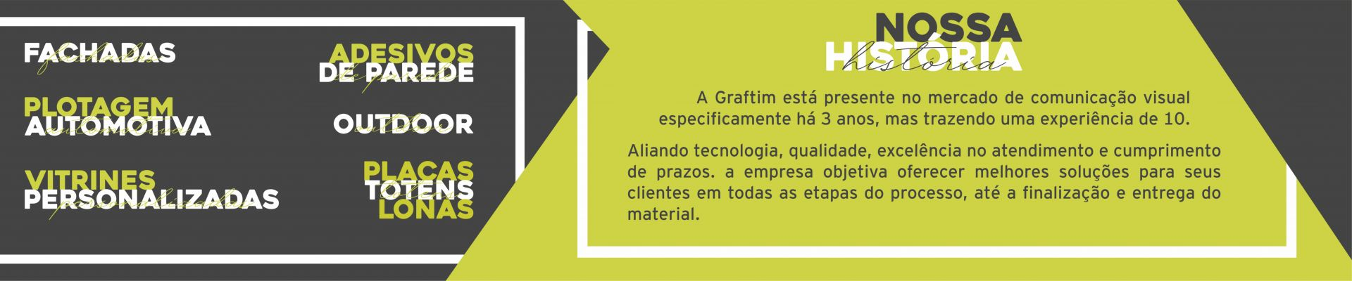 Graftim - Pense Grande